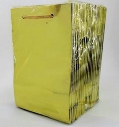 - 14*17 Karton Çanta 25'li Gold