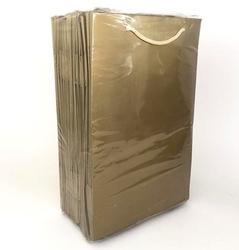 - 17*25 Karton Çanta 25'li Mat Gold