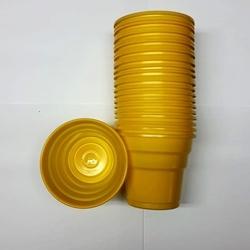 - 25'li Plastik Sarı Bardak
