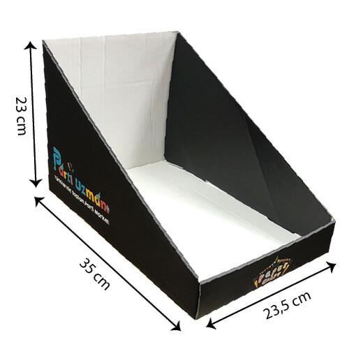 - Büyük Karton Stand