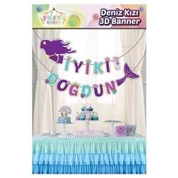 - Deniz Kızı 3D Banner