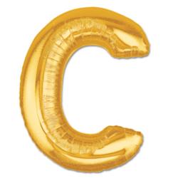 - GOLD C FOLYO BALON 40 İNC 100 CM