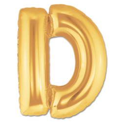 - GOLD D FOLYO BALON 40 İNC 100 CM