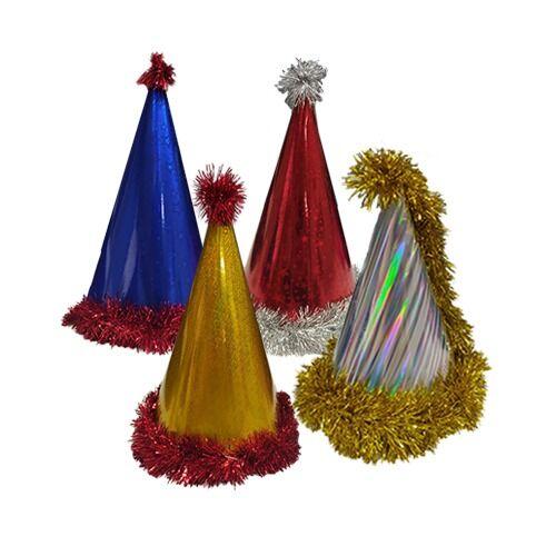 Kukuleta Simli Şapka Karışık Renk
