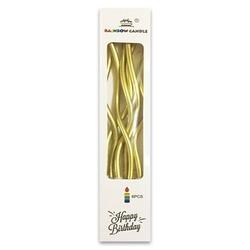 - Makaron Kıvrımlı Gold Pasta Mum
