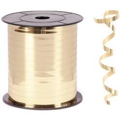 - Metallik Gold Rafya Şerit 8 mm x 200 m