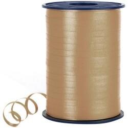 - Pastel Gold Rafya Şerit 8 mm x 200 m