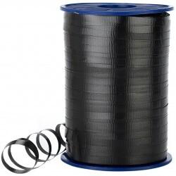 - Pastel Siyah Rafya Şerit 8 mm x 200 m