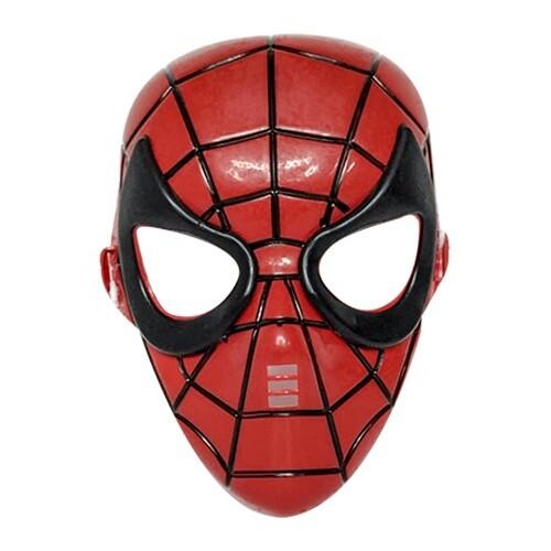- Plastik Maske Örümcek Adam