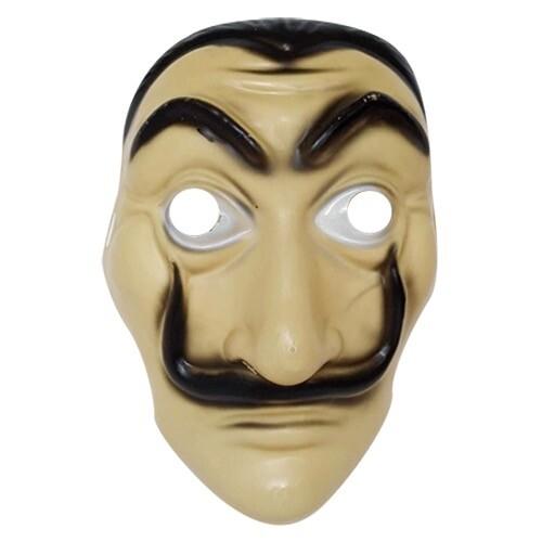 - Plastik Maske Dali